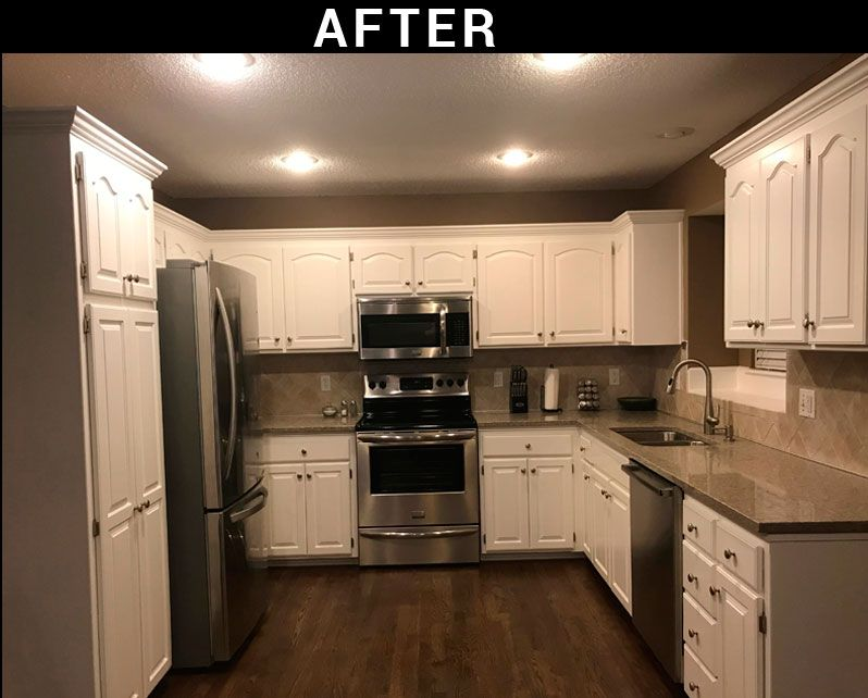 Professional Kitchen Cabinet Refinishing Services In Kansas City
